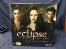 Twilight Saga-Eclipse The Movie Board Game. New T0