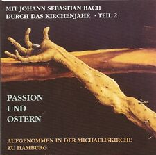 With Bach through the Church Year - Passion and Easter [2 CD Set]