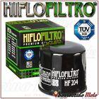 FILTRO OLIO HIFLO HF204 TIPO ORIGINALE PER TRIUMPH TIGER-1050 2007-