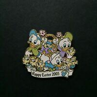WDW - Easter Parade of Pins 2003 Donald's Nephews Disney Pin 21498