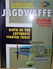 JAGDWAFFE  LUFTWAFFE COLOURS Volume One Section 1