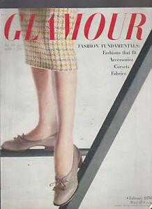 Prestige Silverplate Bordeaux Pattern Ad Booklet Glamour Magazine 1950