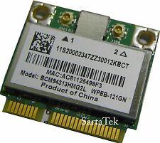 Lenevo 20002347 802.11b/g/n WLAN PCIe Half Broadcom BCM94313HMG2L WPEB-121GN