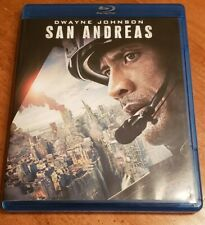 San Andreas (Blu-ray/DVD, 2015)