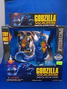 Trendmasters Godzilla Wars Spacegodzilla Monster Action Figure NIB