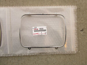 FITS: 81 - 84 TOYOTA STARLET FRONT RIGHT SIDE HEADLIGHT MOUNTING RING OEM NEW