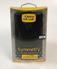 OtterBox Symmetry Series, Black for LG G4 77-51593