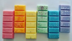 Highly Scented Handmade Soy Wax Melts