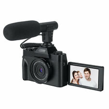 KOMERY 4K Camcorder Video Wifi Ultra HD W/Night Vision Camera For Vlog YouTube