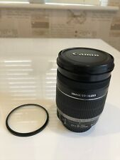 Canon EF-S 18-200mm F/3.5-5.6 IS Zoom Lens ***FREE SSE 72mm UV FILTER***
