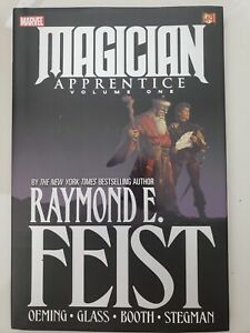 RAYMON E. FEIST'S MAGICIAN APPRENTICE Volume 1 HARDCOVER MARVEL COMICS BRAND NEW