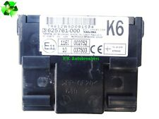 Peugeot 108 Model From 2014-2017 Immobilizer ECU