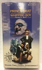 PRINCE BRAT AND THE WHIPPING BOY * Kevin Conway (Family) -- More VHS in Store!!!