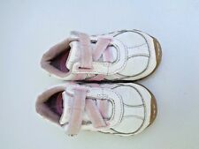 Stride Rite Baby Girls Shoes Sz 4 Wide Leather & Man made material upper motion