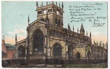 Wigan; Parish Church PPC, Local 1905 PMK