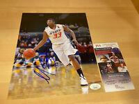 Marcus Smart Boston Celtics Oklahoma Autographed Signed 8X10 Photo JSA COA
