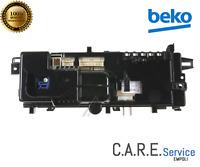 Scheda elettronica lavatrice BEKO WB10805IT MODULO CHASSIS ORIGINALE 2838790110
