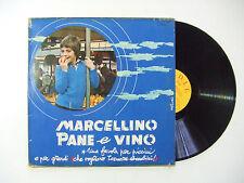 Marcellino Pane E vino  - Disco Vinile 33 Giri LP Album  ITALIA