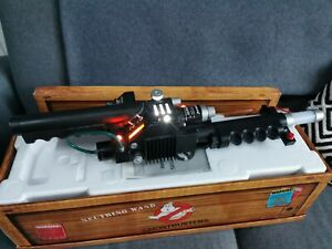 Ghostbusters Mattel Matty Collector Neutrino Wand Thrower Movie Prop Collectible
