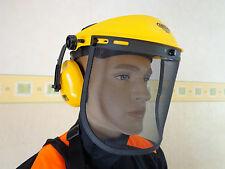 Oregon Gesichtsschutz Gehörschutz -25dB Maschenvisier