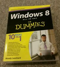 Windows 8 all in one for Dummies by Woody Leonhard