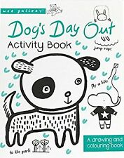 Dogs Day Out Activity Book Drawing And Coloring By Surya Sajnani Paperback