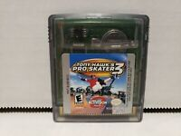 Tony Hawk's Pro Skater 3 Nintendo Game Boy Color GBC (Battery Works)