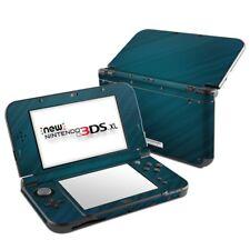 Nintendo New 3DS XL Skin - Rhythmic Blue - Decal Sticker