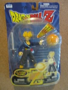 Dragon Ball Z - S S & Future Trunks NIB Vintage Factory Sealed