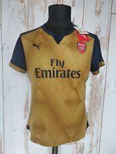 Arsenal Women Puma Jersey 2014/16 Away Football Shirt Soccer Sz XL