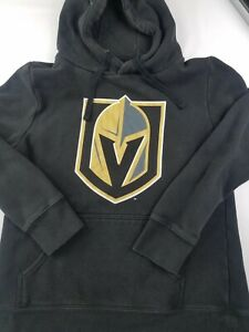 Vegas Golden Knights NHL Fanatics Hoodie Gray Size Small