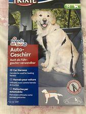 Arnés de coche de perro mediano
