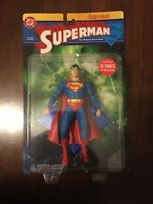 ✅DC Direct Superman Action Figure 21 points of articulation IN HAND