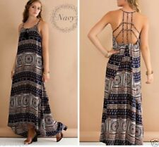 Rayon Paisley Hand-wash Only Maxi Dress Dresses for Women