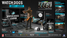 Watch Dogs Dedsec Edition Collector Limitée 100% Français - PC Windows - NEUF B