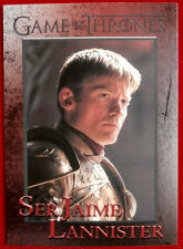 GAME OF THRONES - Season 4 - Card #46 - SER JAIME LANNISTER - Rittenhouse 2015