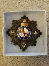 Military Order of Maria Cristina 1st Class Cross