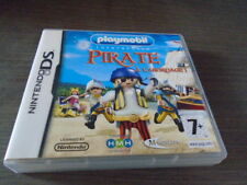 POUR DS PLAYMOBIL - Interactive - PIRATE A L'ABORDAGE COMPLET