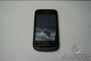 Used & Untested T-Mobile ZTE V768 Navy Smart Phone For Parts/Repairs Only