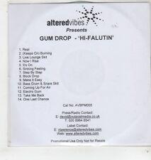 (GC740) Gum Drop, Hi-Falutin - DJ CD