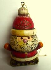 Hallmark Cards Santa Claus JOY ornament 1976 vintage