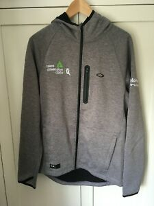 Oakley Team Dimension Data Cycling Team Thermal Hoodie Team Issue Small - Used