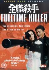 FULL TIME KILLER ANDY LAU HK CHINESE HONG KONG SIMON YAM ACTION THRILLER OOP