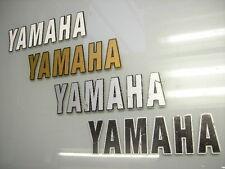 1x SERBATOIO YAMAHA EMBLEM DECAL STICKER ADESIVI XT 250 XT 500 XT 550 XT 600 XT 660