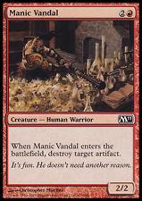 4x Vandalo Maniaco - Manic Vandal MTG MAGIC M11 Ita