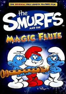 The Smurfs and the Magic Flute (DVD, 2012) NEW - Out of Print - Fast Shipping!
