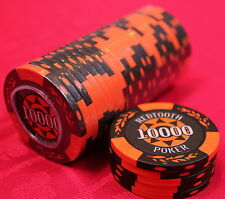 Redtooth Poker Chip Roll - 10,000 Value