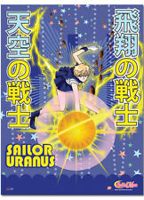 Sailor Moon Sailor Uranus Wall Scroll Poster Anime New