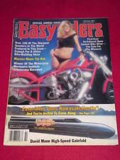 EASYRIDERS - KAWASAKI-HUNTIN' - Feb 1989 # 188