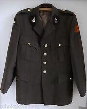 Niederlande Armee Jacke --Je Maintiendrai-- gut erhalten